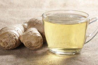 Имбирная вода: самый здоровый напиток, чтобы сжечь все жиры с талии, спины и бедер