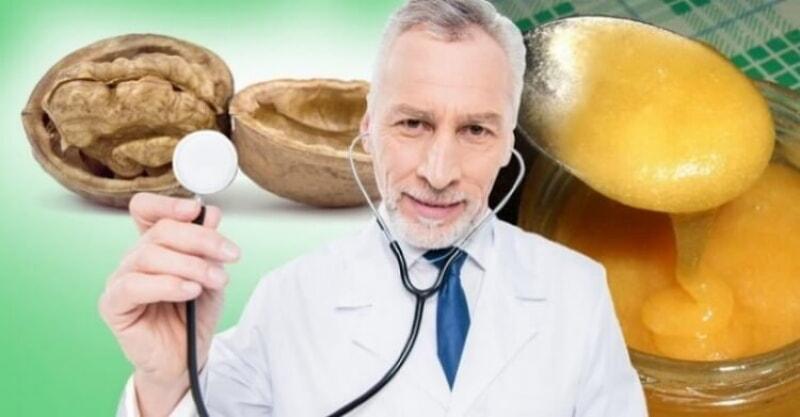 Грецкие орехи с медом — средство, которое рекомендуют врачи