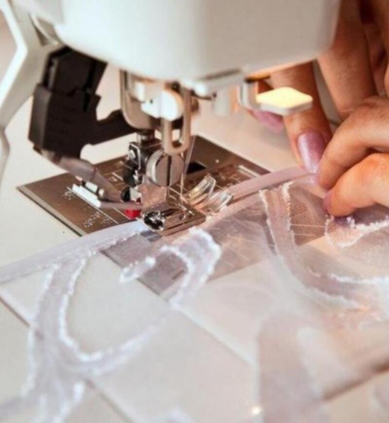 Шьем занавески для пластиковых окон