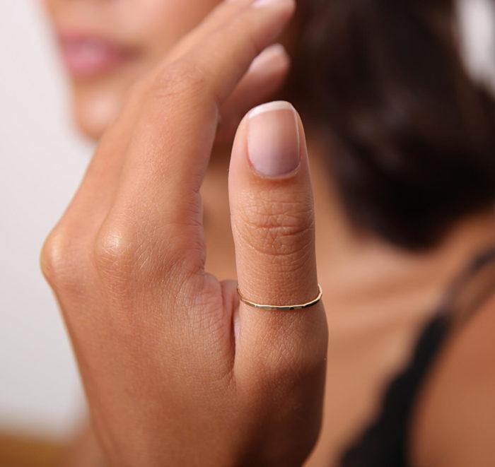 своего фото колец на большой палец настоящий друг, это