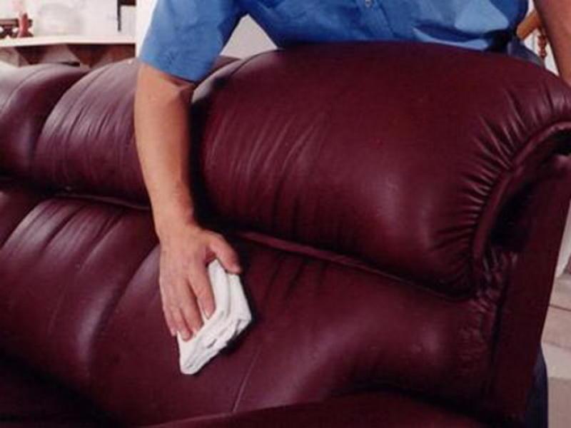 Как легко починить кожаную одежду, обувь и даже мебель!