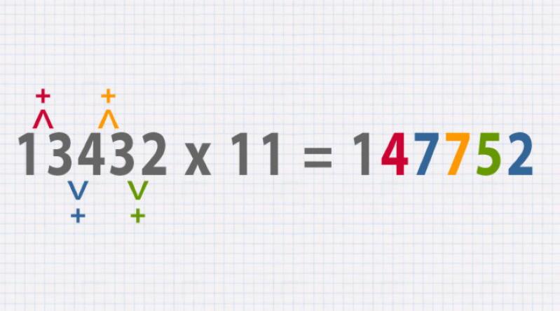 Девять математических трюков, которым не научат в школе!