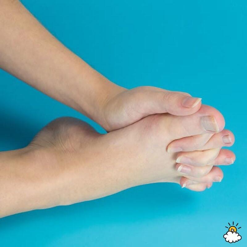 Упражнение, которое вернет молодость вашим ногам