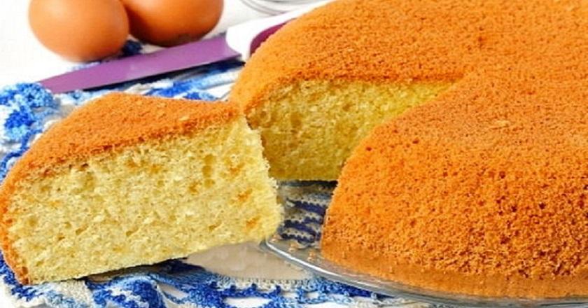 Вот как выпекают настоящий бисквит! Наконец-то нашла дельный рецепт. К чаю то что надо! Поделись с друзьями!
