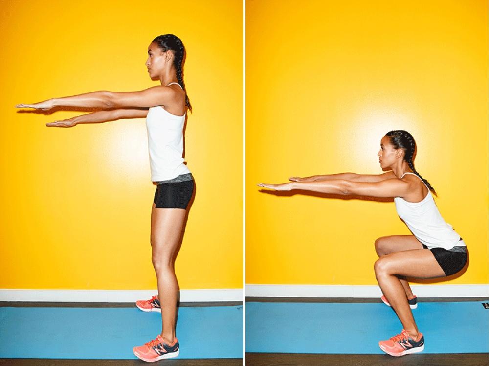 3 шикарных упражнения, которые помогут вам достичь совершенства