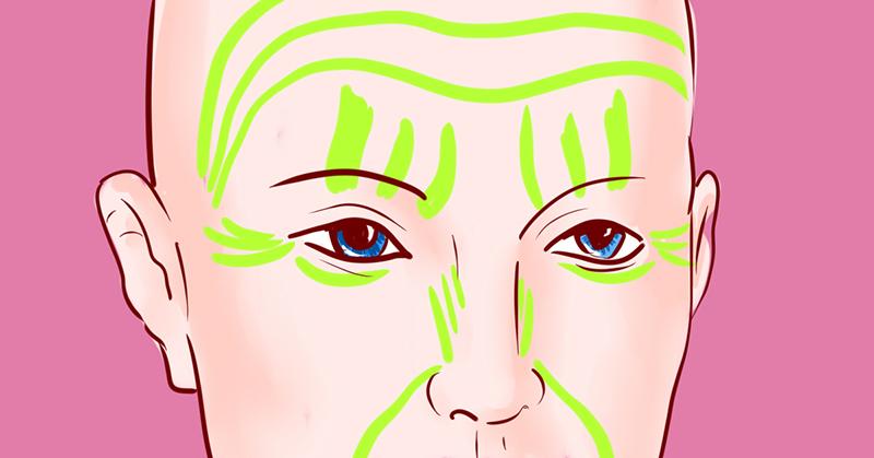 Эффект утюжка: стираем морщины с лица! Массаж для лица от остеопата Александра Смирнова.