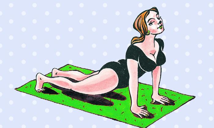 Спина перестала болеть сразу же! Берите и делайте эти 6 упражнений.