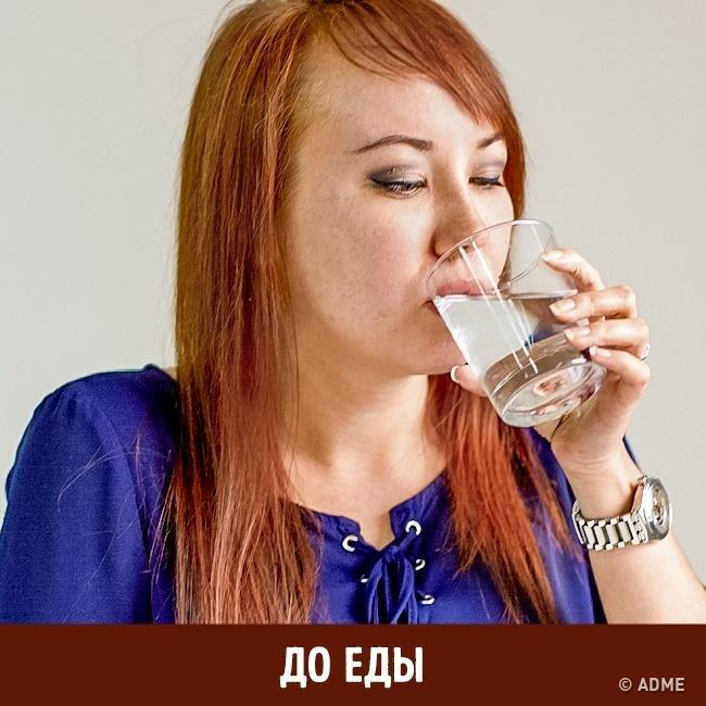 обычные вода похудеть