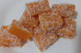 Лукум «Оранжевое настроение»