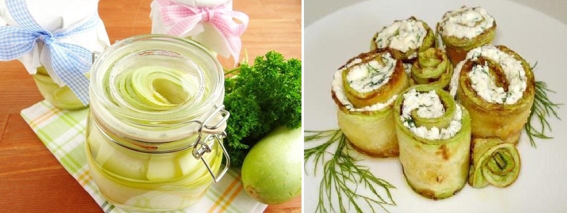 Готовьте любимые блюда из кабачков круглый год благодаря этому рецепту