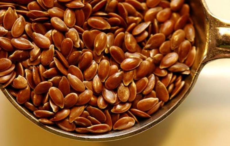 Сжигание жира и еще 5 видимых эффектов от употребления семян льна.