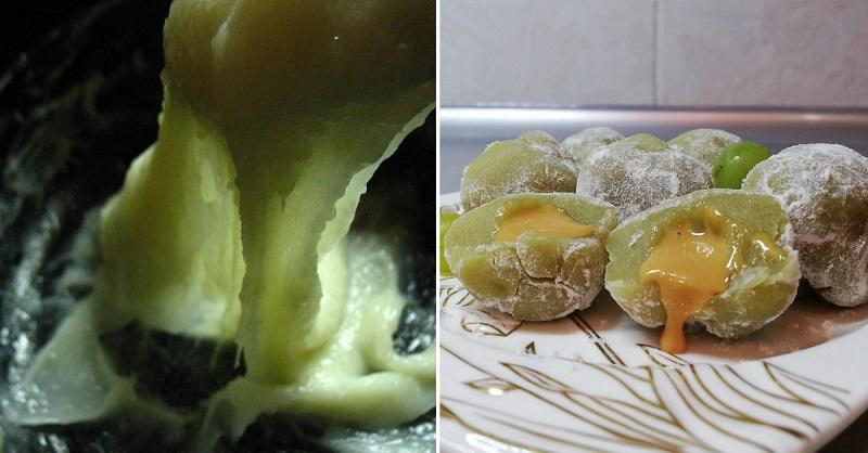 Диетические японские пирожные с начинкой! Ешь, сколько влезет: всего 120 ккал в одной штучке.