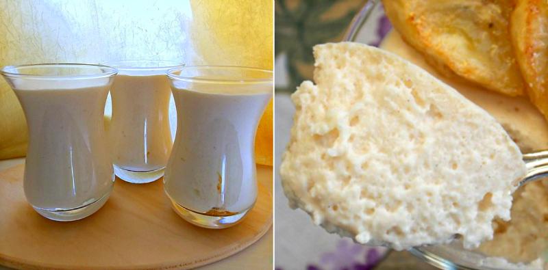 Простой десерт из ряженки «Нежные объятия». Точь-в-точь крем-брюле по вкусу!