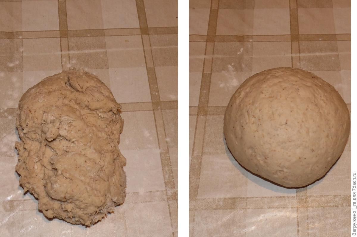 Овсяный хлеб. Вкусный и полезный.