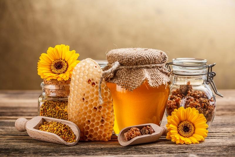 Мёд + семена льна = чистое удовольствие для желудочно-кишечного тракта.