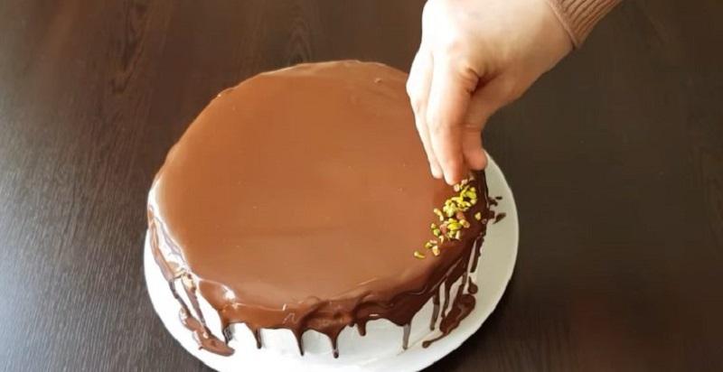 Обалденный торт без выпечки! Наконец-то подобрала идеальный крем к галетному печенью.