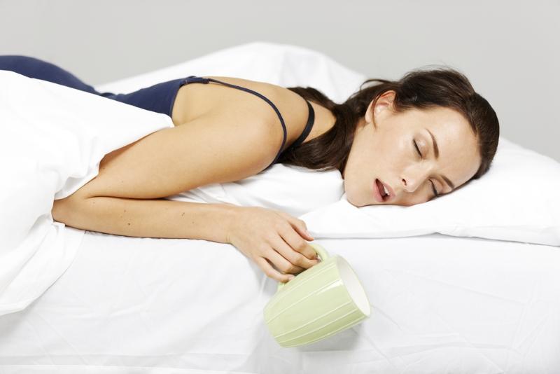 Поза спящих конечностей: минутная гимнастика перед отходом ко сну.