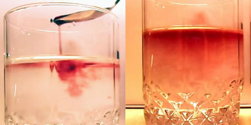 Простой тест, который поможет выбрать качественное вино. Недорогое и натуральное!