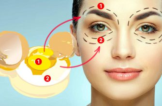 Яичные маски для кожи вокруг глаз: мгновенный эффект лифтинга даже в 50. Подходят и для омоложения всего лица.