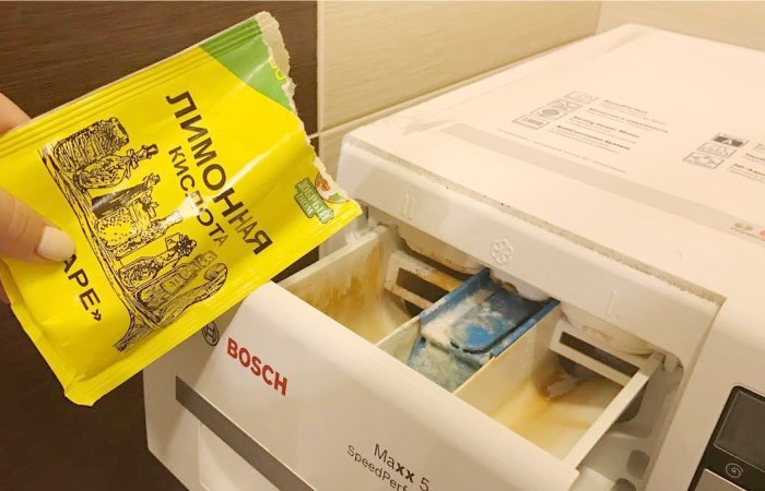 Каковы последствия добавления лимонной кислоты в стиральную машину