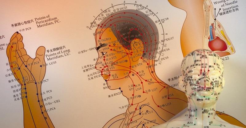 «Три удара» активируют иммунитет за 5 минут! Особые места силы на теле человека.