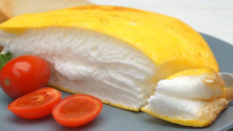 Необычайно вкусный и красивый омлет на сковороде — вы захотите его приготовить