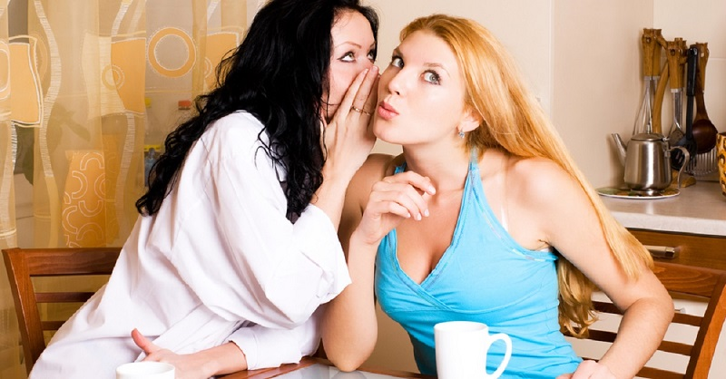 Как общаться с близкими подругами