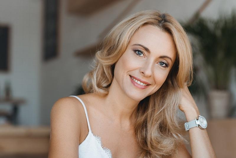 Жизнерадостная Катя Гершуни: 8 правил, как выглядеть моложе.