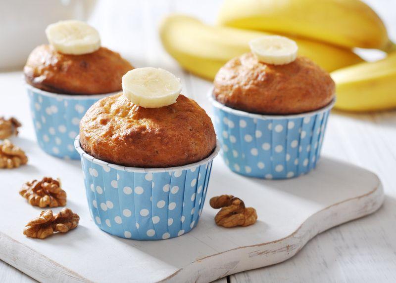 10 простых десертов, которые можно приготовить из бананов