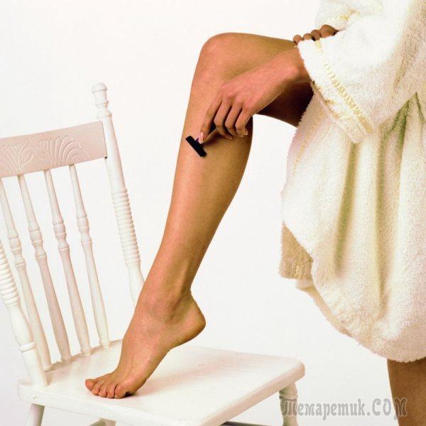 Женское бритье: самые нужные советы