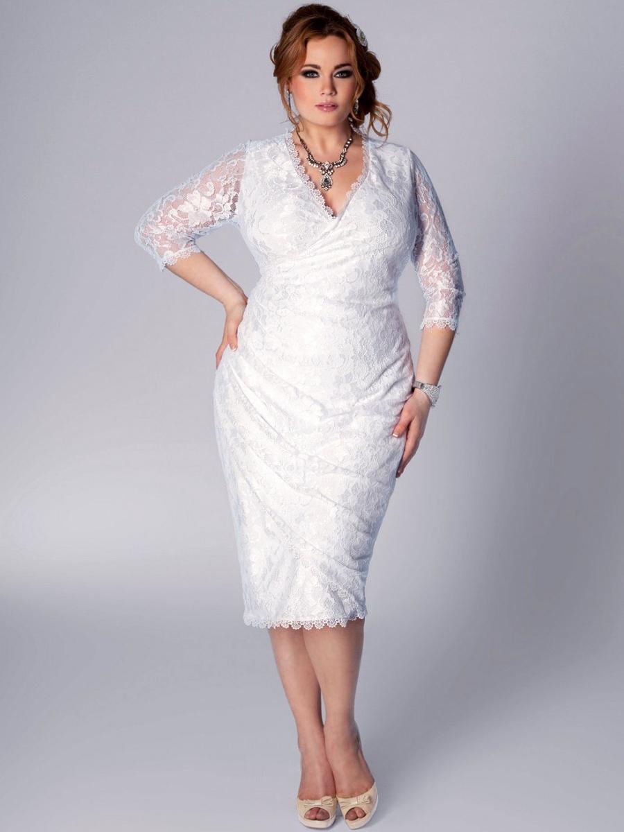 6 правил выбора платья для полных девушек. Советы от модного стилиста!
