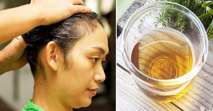 Этот простой трюк заставит ваши волосы интенсивно расти и все будут восхищаться их блеском и объёмом!