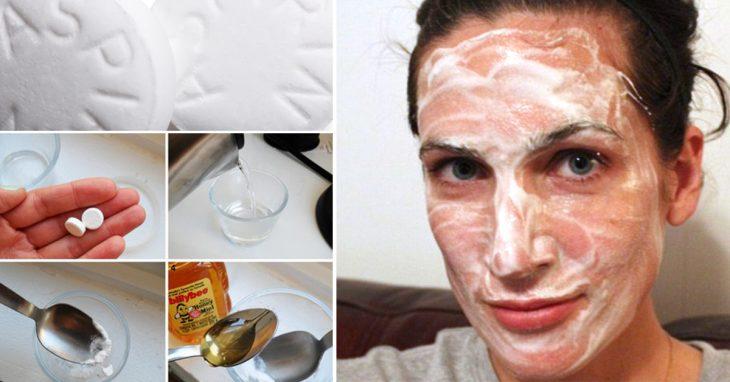 Вчера вечером сделала маску, сегодня выгляжу ослепительно! Хватило 2 ингредиентов для счастья!
