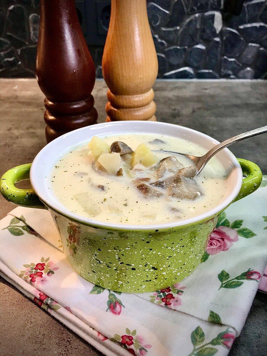 Не суп, а пища богов (пошаговый рецепт)