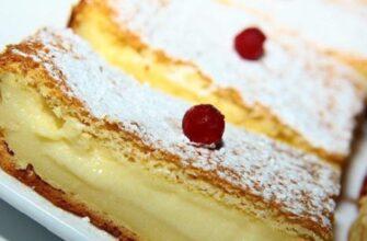 Волшебное пирожное с необычным названием «Умное»