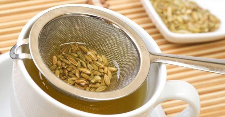 Вздутие живота, усталость, воспаление: мощный чай для 100% результата!