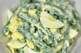 ТОП-3 рецепта сытных и полезных диетических салатов