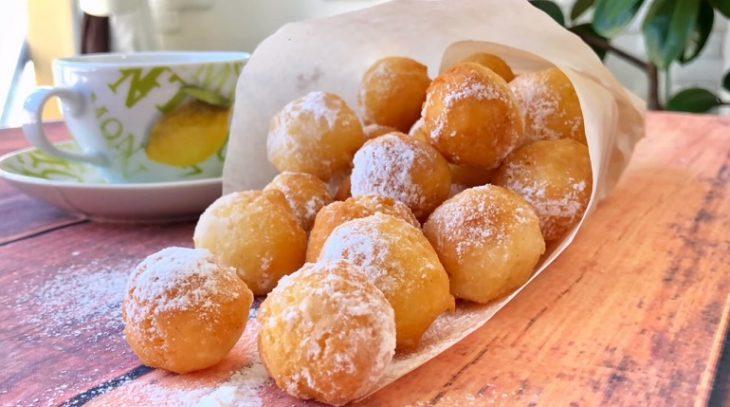 Творожные пончики на скорую руку: рецепт для сладкоежек
