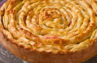Рецепт, который я долго искала — «невидимый» яблочный пирог