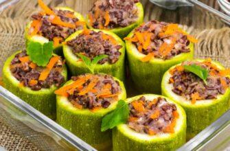 Отличная подборка из 14 рецептов приготовления кабачков