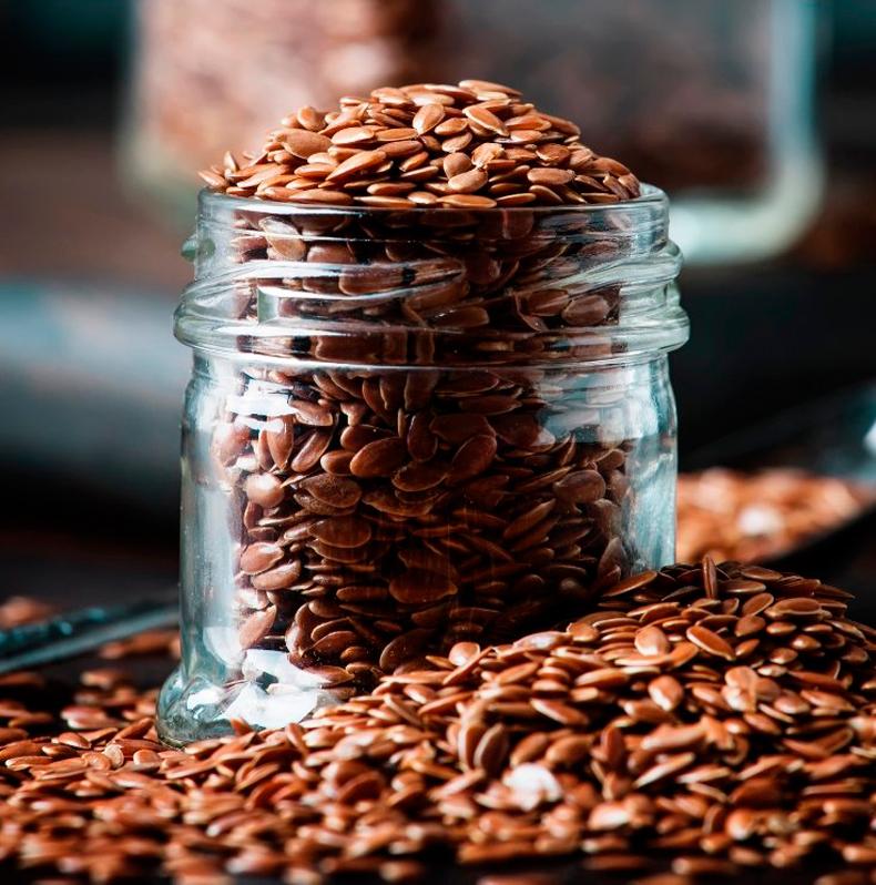 Семена льна могут приносить не только пользу