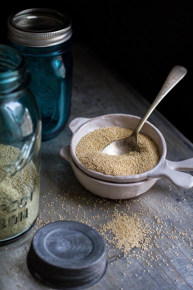 Оздоровление маслом амаранта
