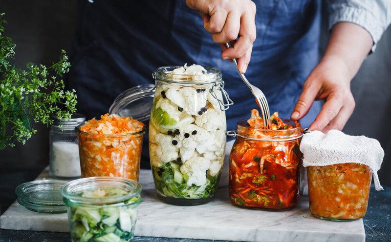 Ферментированные продукты: Как правильно готовить и как употреблять
