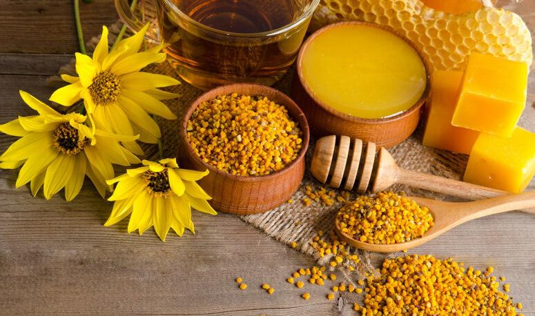 Пчелиная пыльца: натуральный СУПЕР продукт для похудения