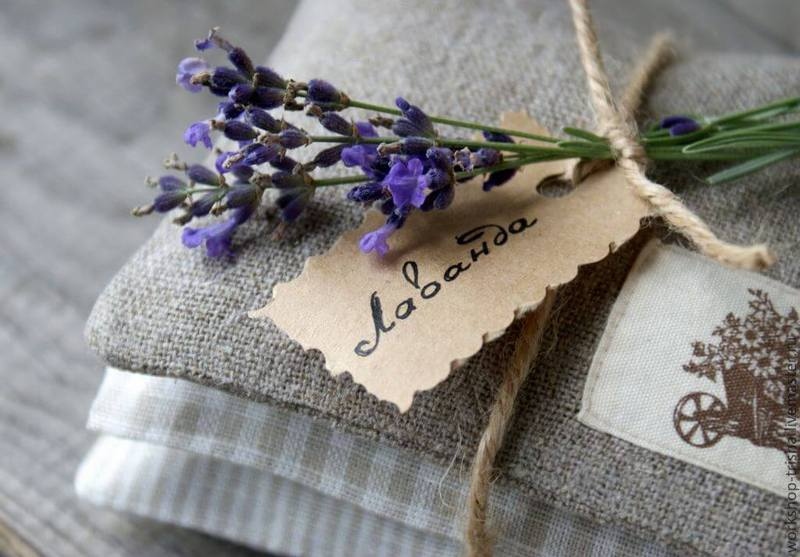 Травяные подушки дляздорового сна