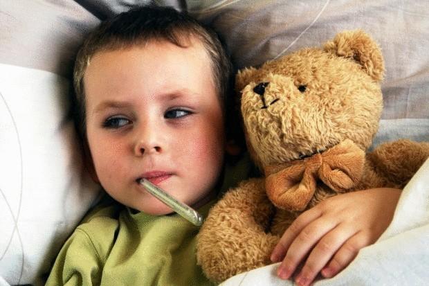 Почему когда человек болеет, у него поднимается температура?