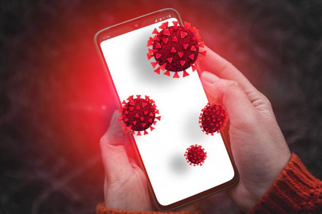 Мобильный телефон–троянский конь коронавируса