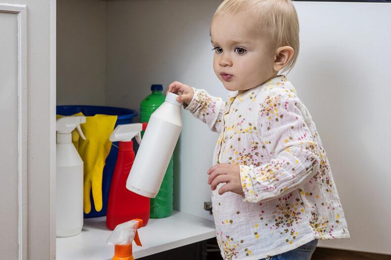 ВАЖНО! Перечень групп химических веществ и субстанций, токсичных для детского мозга